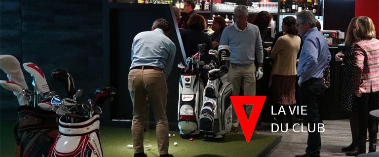 Golf en Ville - La Vie du club