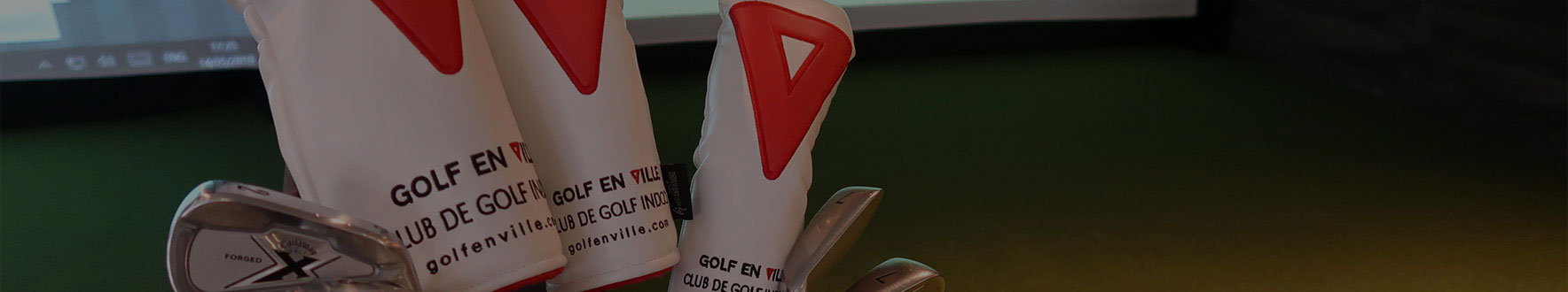 Golf en Ville - Header