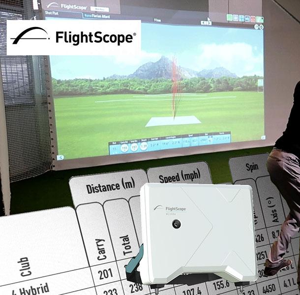 Golf en Ville - Flightscope