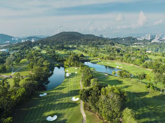 Golf en Ville - Parcours du mois - Kuala Lumpur