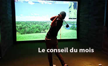 Putting : gardez la position au finish