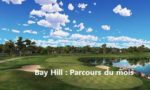 Bay Hill : Parcours du mois