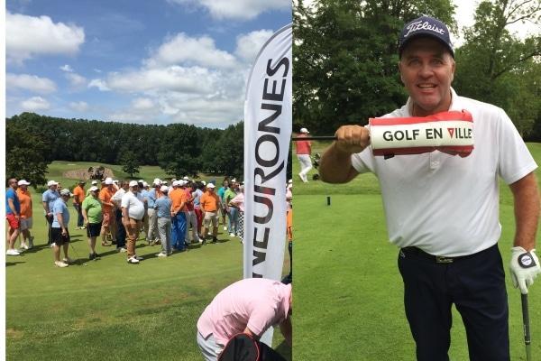 événement de golf proche paris neurones