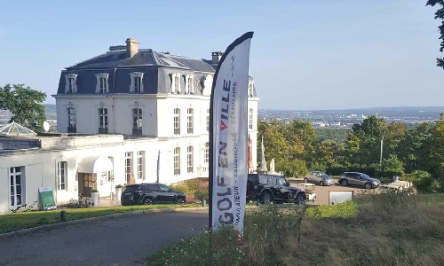 Golf en Ville sponsor de la compétition AS à Béthemont
