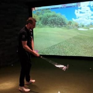 Soirée golfiteur jeu