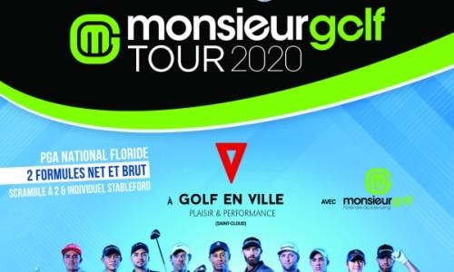 Compétition Monsieur Golf Tour 2020