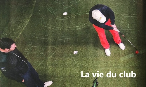 Golf Magazine parle du golf indoor