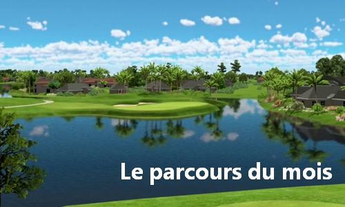 PGA National : Parcours du mois