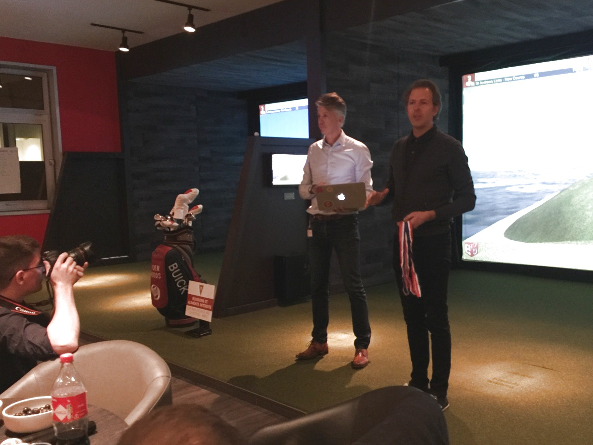 Evenement Seminaire Golf
