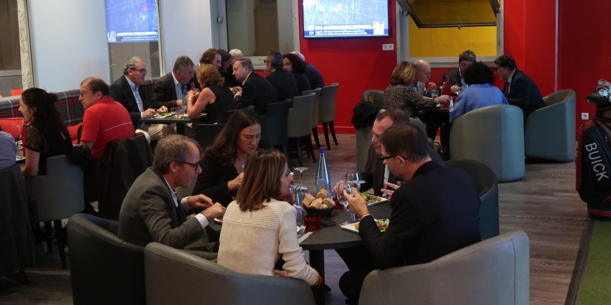 événementiel dîner assi conférence paris
