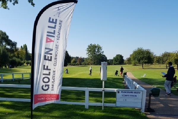 compétition événementiel golf proche paris
