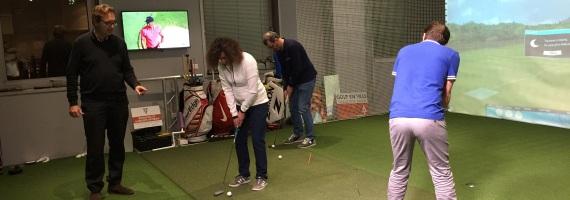 Cours de golf à Paris particuliers et collectifs à Golf en Ville