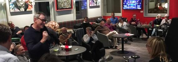 événementiel soirée association golf paris indoor