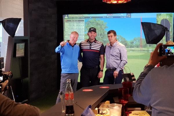 tournage vidéo golf proche paris