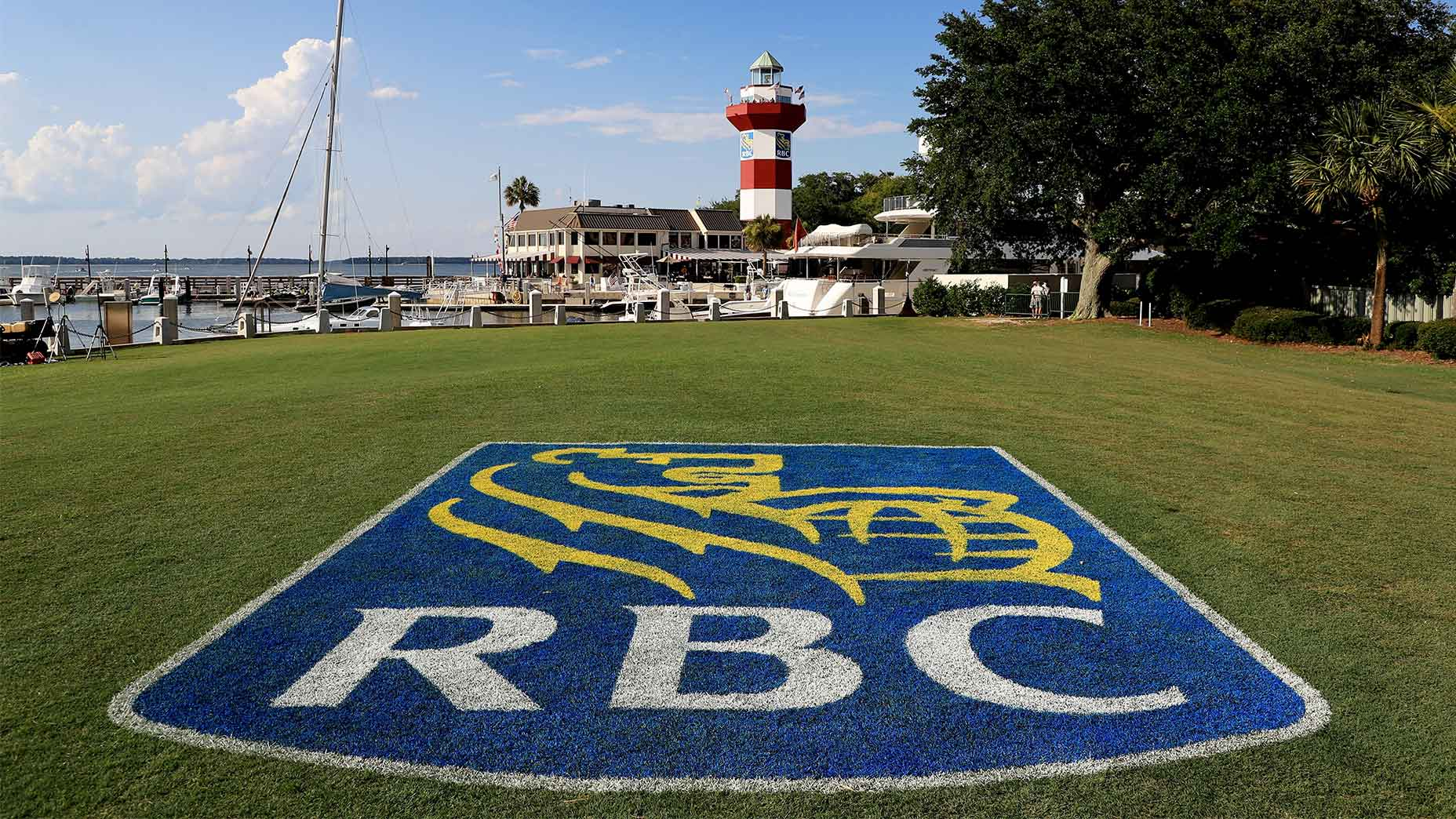 2020 RBC Heritage Hilton Head Phare