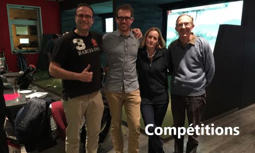 Compétition 2018