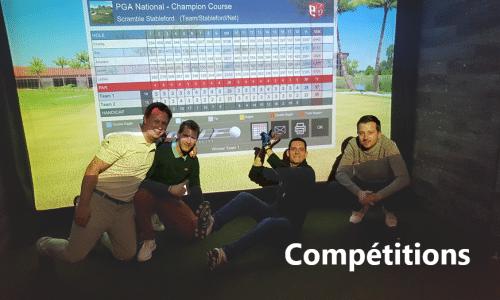 Compétitions 2020