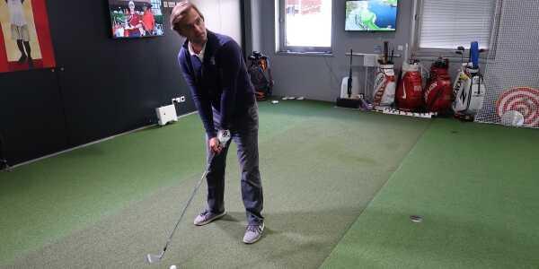 golf-paris-indoor-flightscope-etalonnage